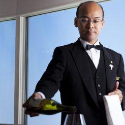 『厳選ワイン3種&フルコース フレンチマリアージュプラン』