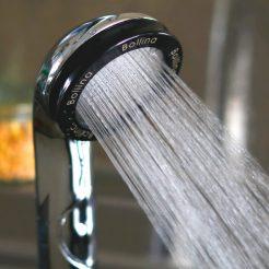 客室のシャワーヘッドが新タイプになりより快適になりました。