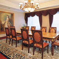 ソーシャルディスタンスを確保!ディナーご利用の際に個室もご用意可能(予約制2室まで可能)